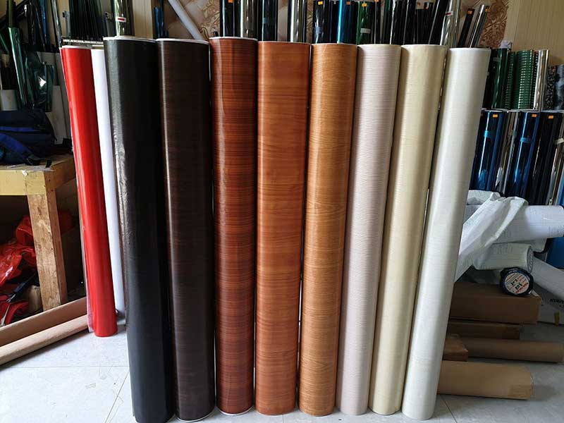 giấy vân gỗ